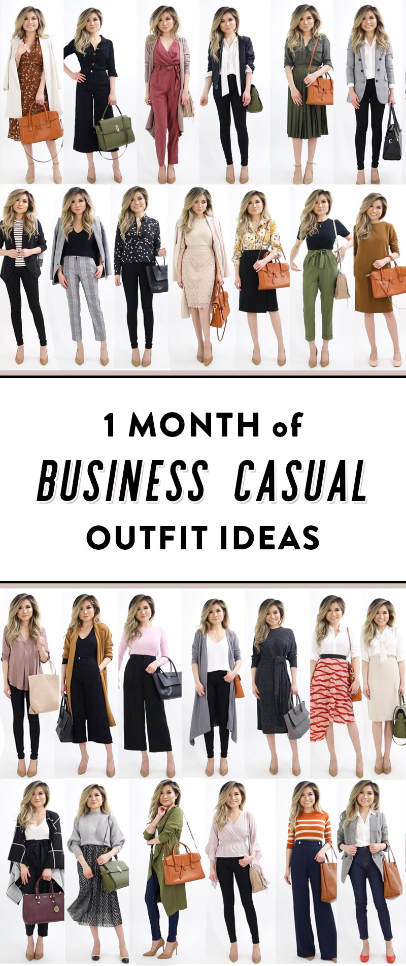 Business Casual Women Outfits